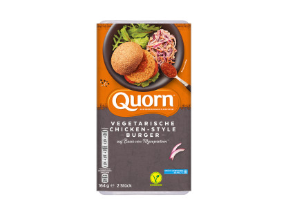 Quorn Vegetarische Chicken-Style Burger