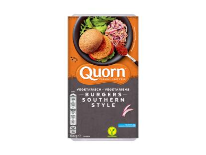 Quorn vegetarische Southern Style burgers