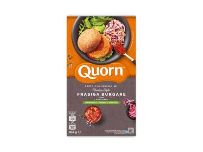 frozen meat free quorn southern fried burger