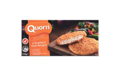 Quorn Southern Style Burgers