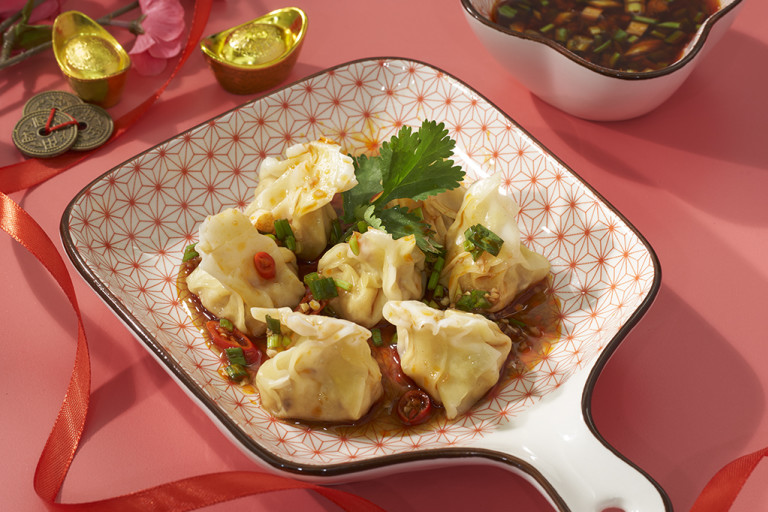 A Foodie's Delight: Easy Meat-Free Swaps for Chinese New Year