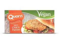 Vegan Spicy Chicken Patty