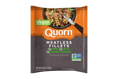 Quorn Meatless Vegan Fillets