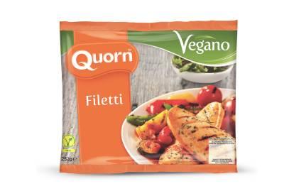 Filetto Quorn vegano