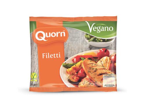 Filetti Quorn vegani