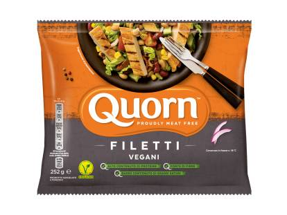 Filetto Quorn vegano