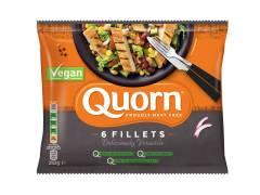 Quorn Vegan Fillets