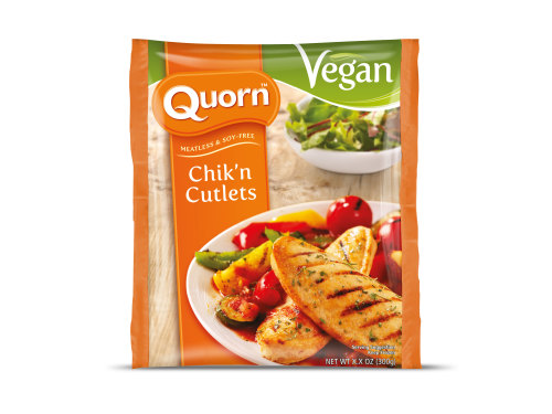 Vegan Naked Chicken Cutlets