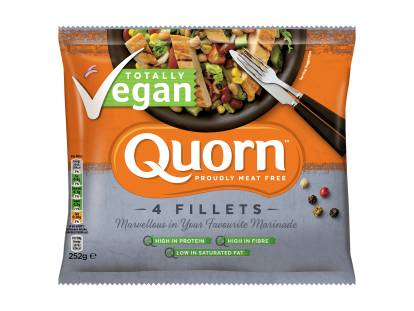 Quorn Vegan Fillets