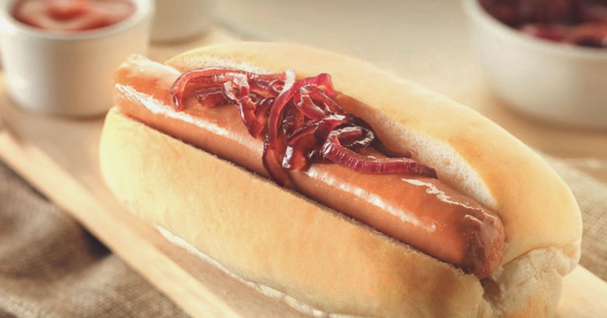 Calories Per Hot Dog