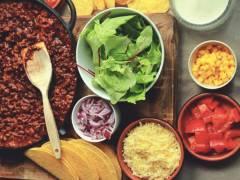 Vegetarisk tacofärs