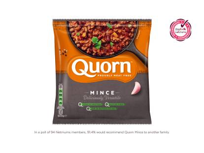 Netmums users love Quorn Mince