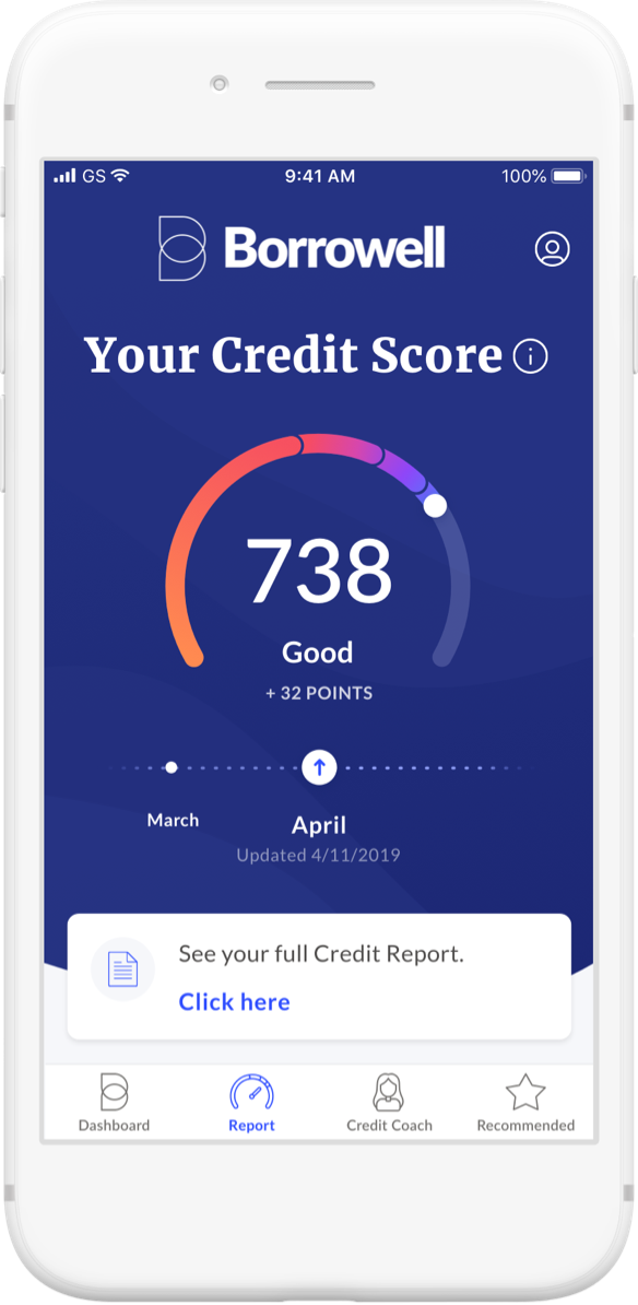 Free Equifax Credit Report & Credit Score Canada | Borrowell