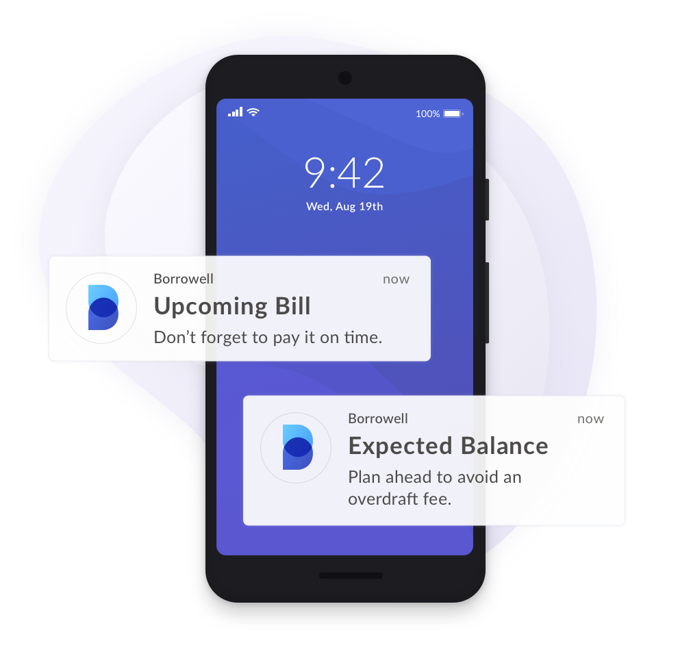Get Bill Reminders & Low Balance Alerts