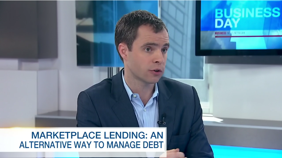 Disruptor: Trying to Edge out the Banks | BNN