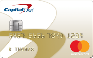 Capital One® Guaranteed Mastercard®