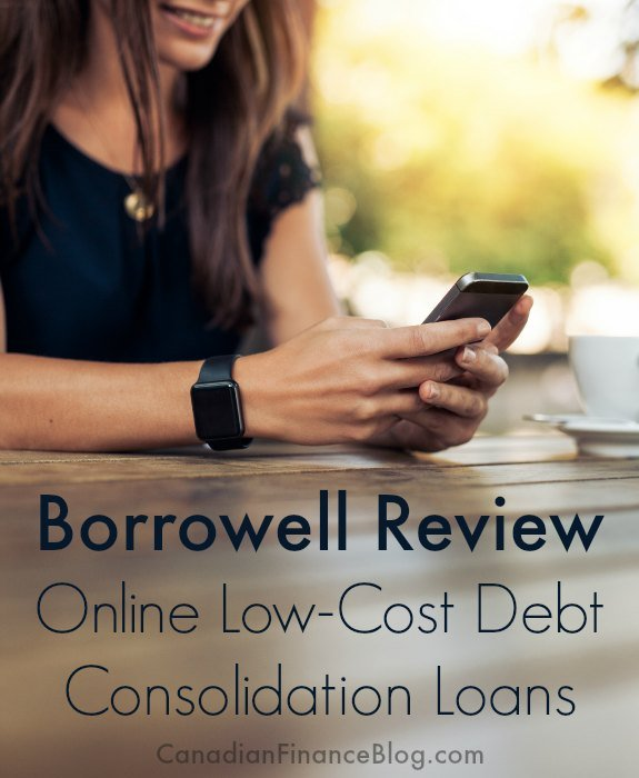 Canadian Personal Finance Blog Reviews Borrowell