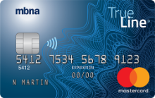 MBNA True Line®Gold Mastercard®