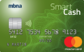 MBNA Smart Cash Platinum Plus®Mastercard®