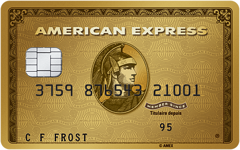 American Express®Gold Rewards Card
