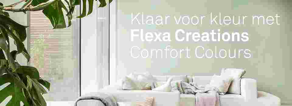 Flexa Comfort Colours