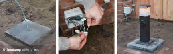 Zeer Elektriciteit tuin aanleggen? Bekijk de klusvideo | KARWEI XT07