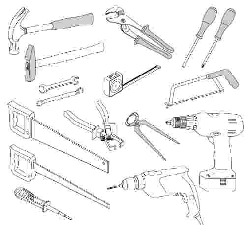 Beroemd Basis gereedschapsset kopen | KARWEI UU19