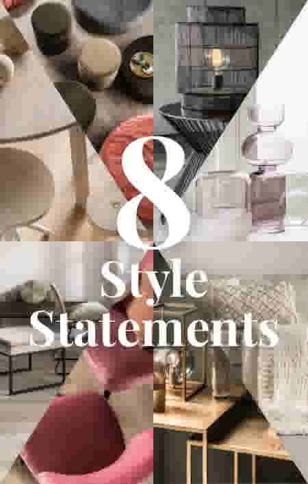 8 Style Statements