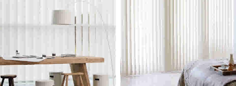 bestel je verticale lamellen op maat of in standaard maat
