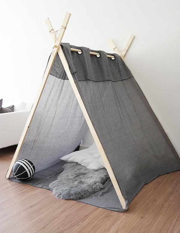 Stoere speeltent KARWEI | Kids tents, Diy teepee, Diy tipi