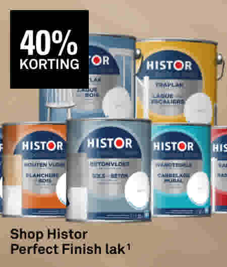Shop Histor Perfect Finish lak