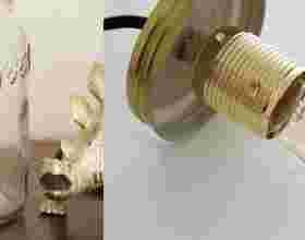 Onwijs KARWEI | DIY: zelf lampen maken IH-93