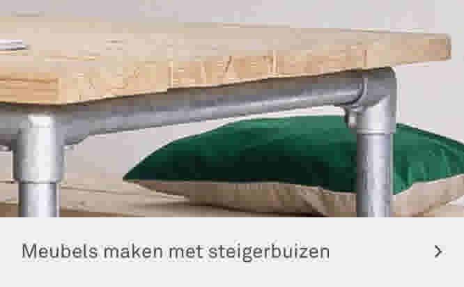 Meubels Met Steigerbuizen : Karwei steigerhout kopen? steigerplanken in alle maten.