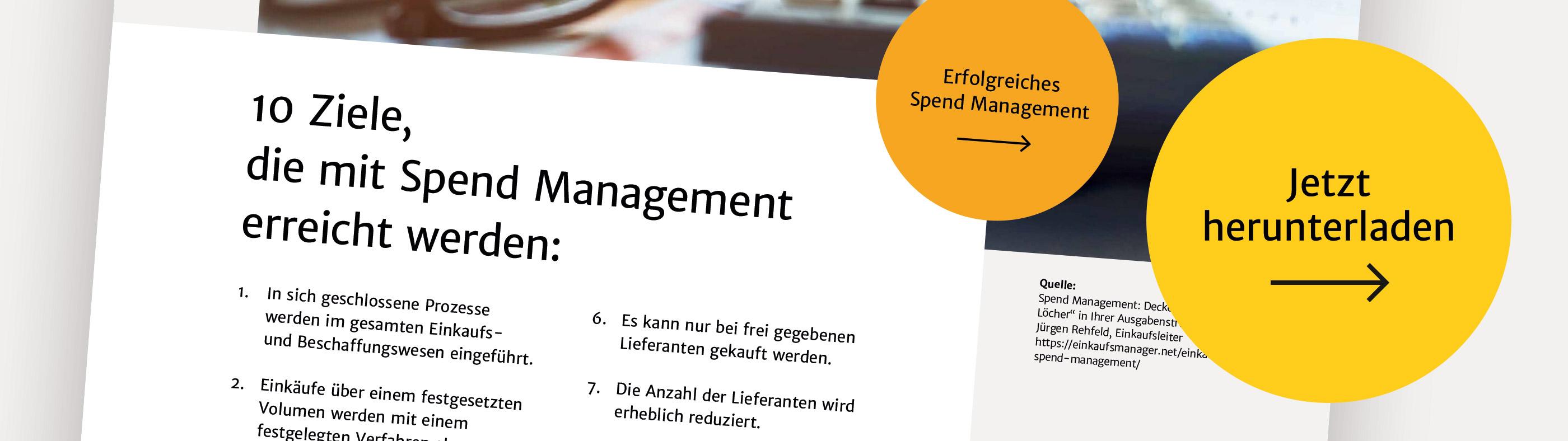 PDF Spend Management
