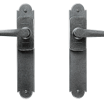 Level Handle with Lock