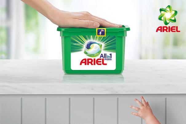 Tipy na zabezpečení prádelny před dětmi