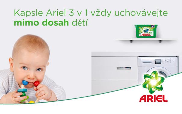 ariel safety 605