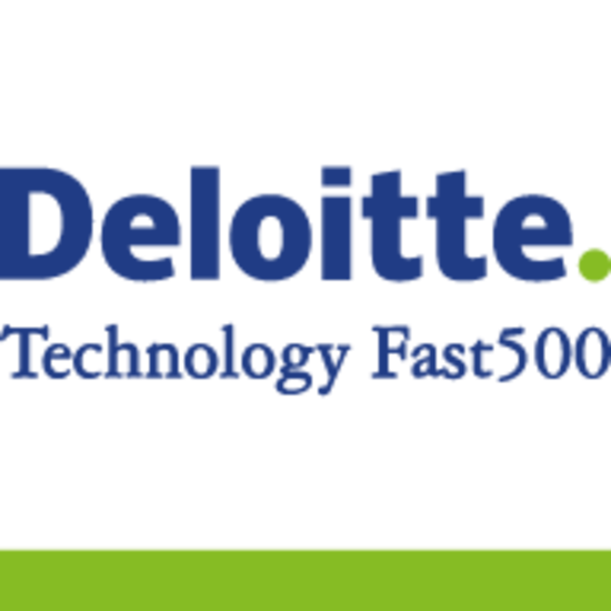 Doloitte Technology Fast500 Award Badge
