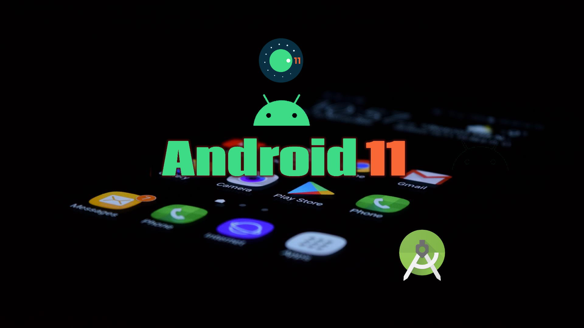 Android 11: new features with Android Studio emulator tutorial