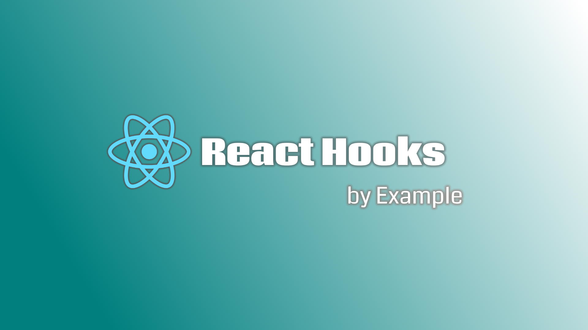 React Hooks by example