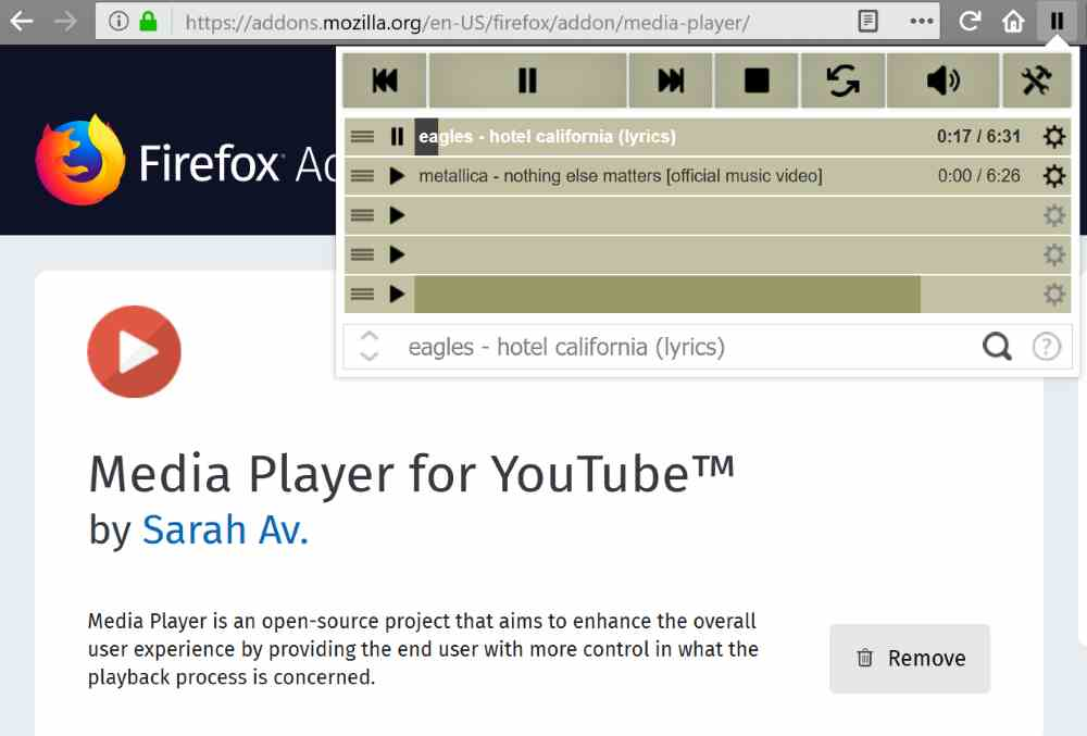 Floating Video Player Popup & Other Hacks For YouTube On Chrome And