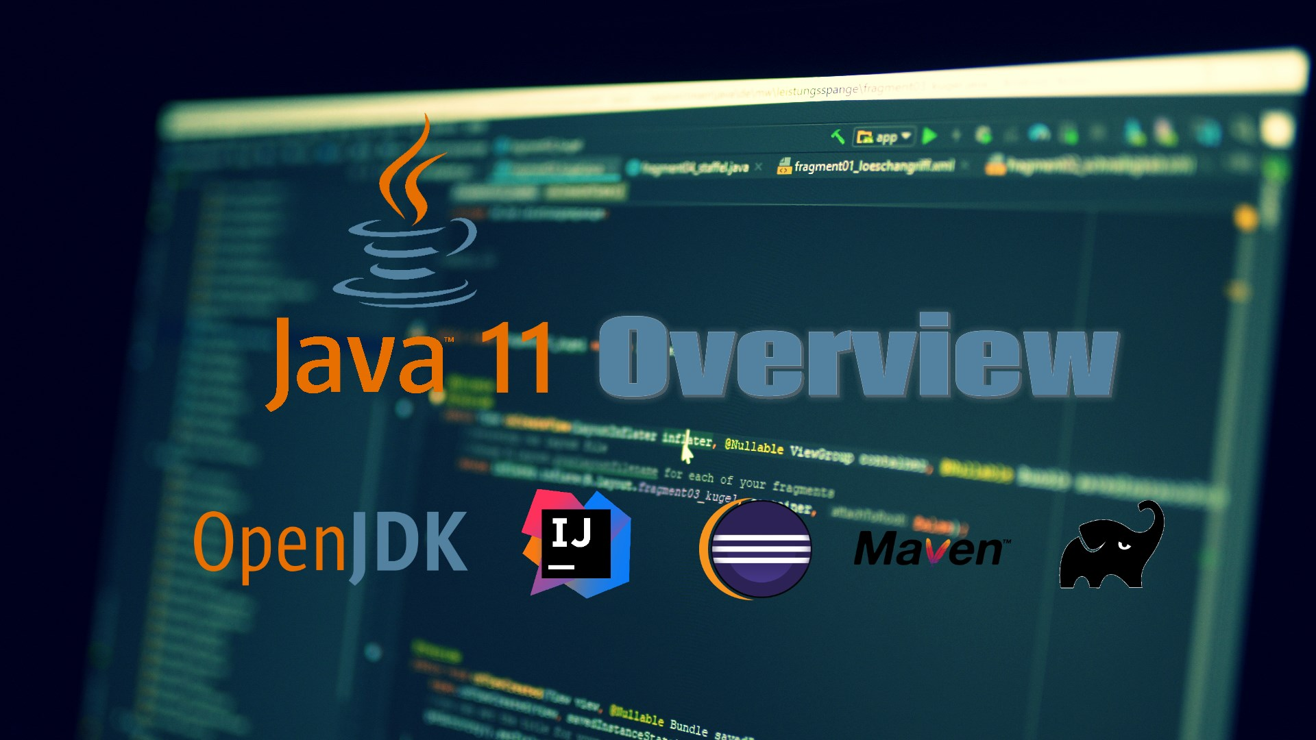 Java 11 Overview: OpenJDK, IntelliJ IDEA, Eclipse, Maven and Gradle