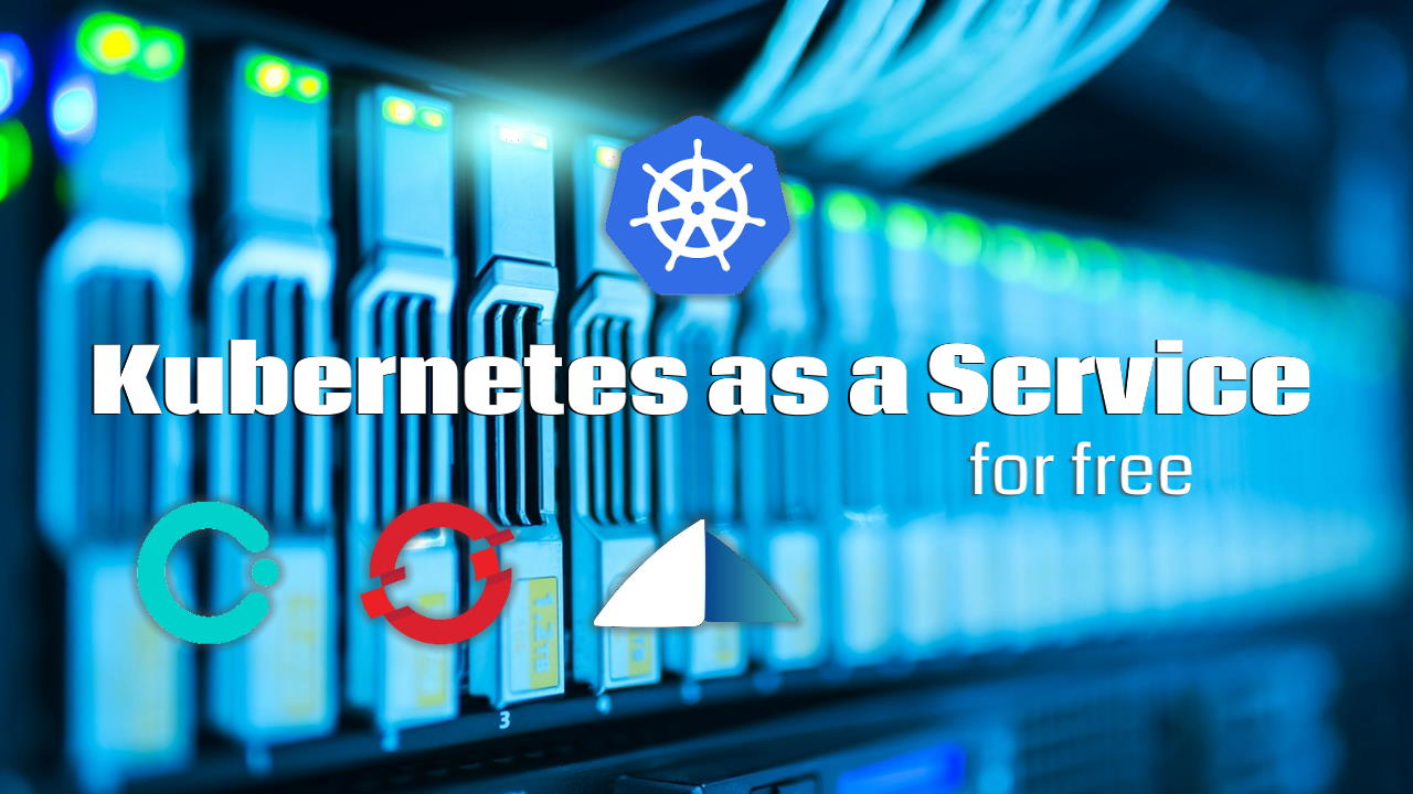 Kubernetes as a Service