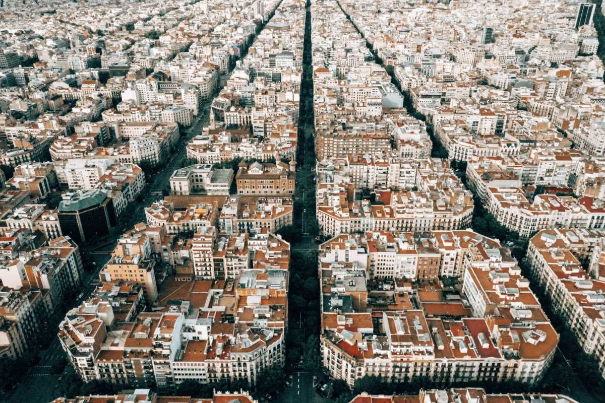 Neighborhoods in Barcelona