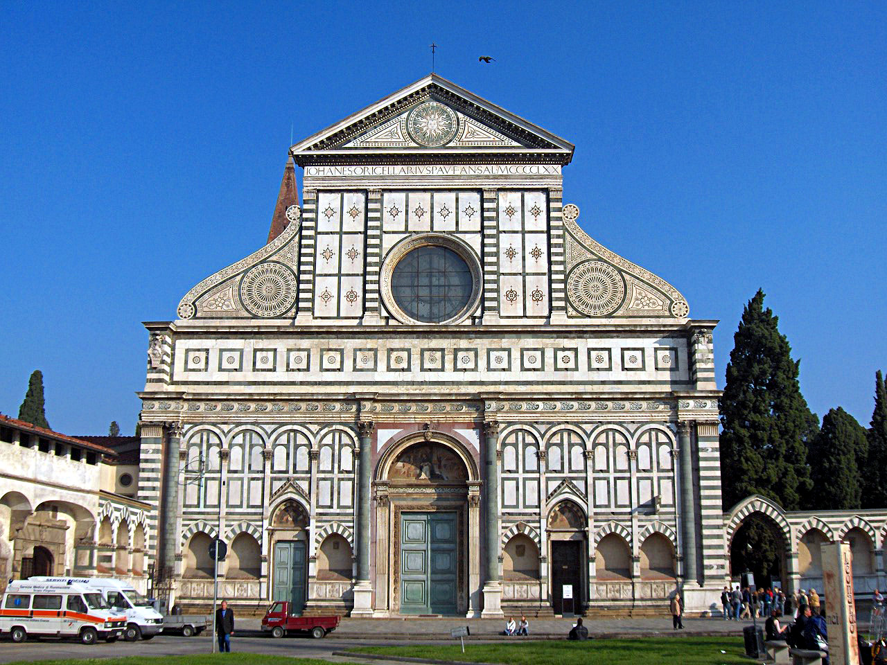 What Are The Most Awe Inspiring Churches in Florence? 2