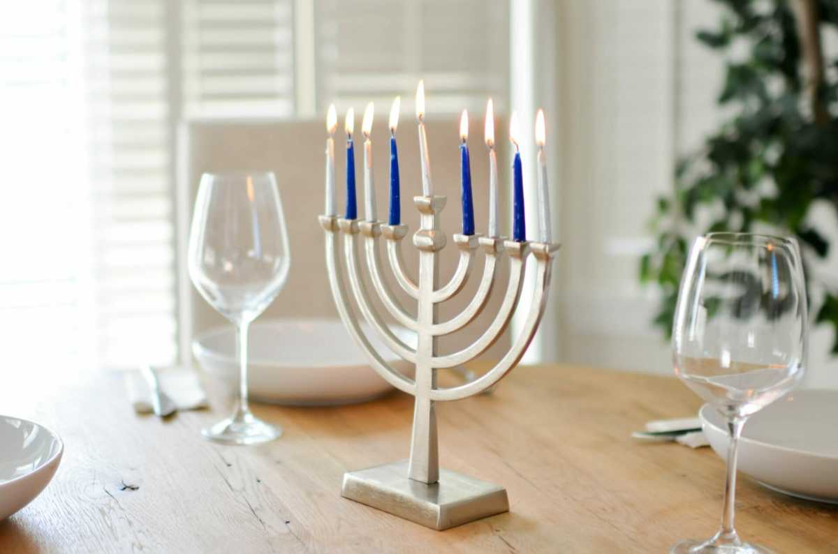 How to Celebrate Hanukkah In Rome And Venice