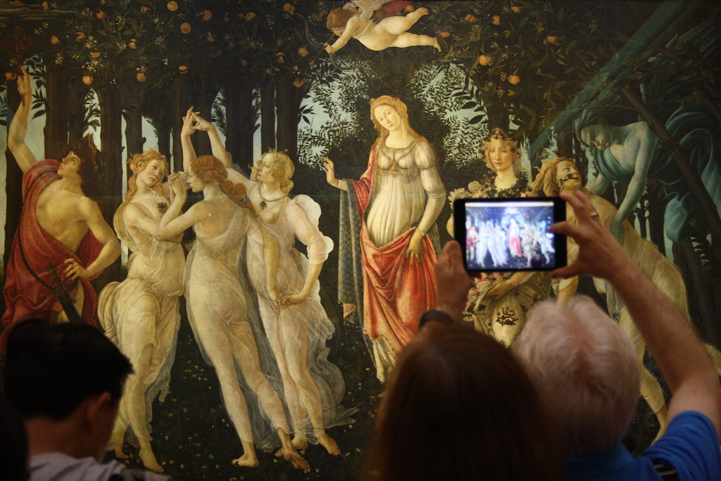 Uffizi Gallery Must-See Paintings 0