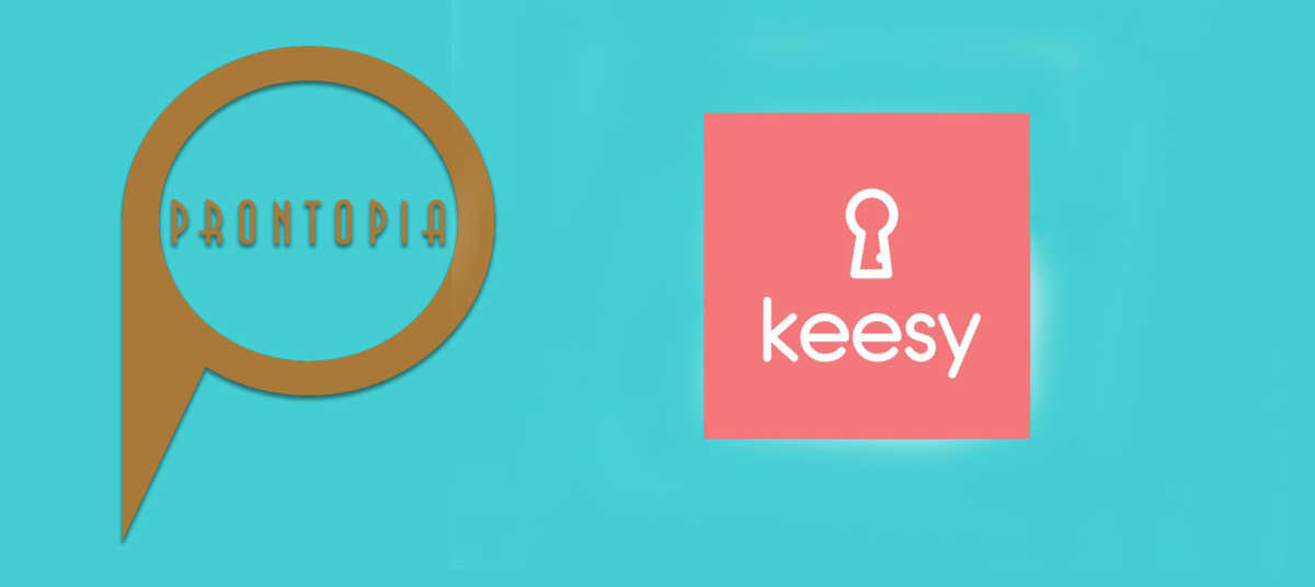 Prontopia Announces Partnership with Keesy