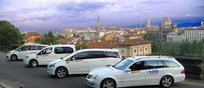 taxis in florence