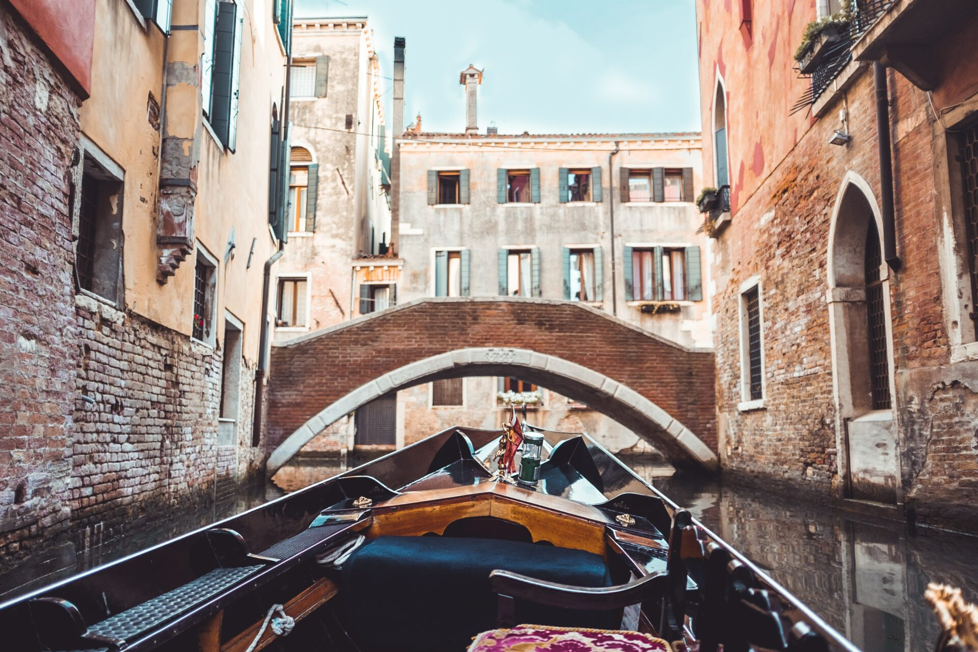 All There Is To Know About The Famous Gondolas Of Venice 1
